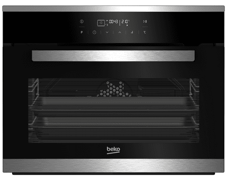 BEKO BCM 15400 XG Beépíthető elektromos sütő