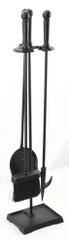 Previosa zestaw kominkowy - 4 elementy (KP-565)