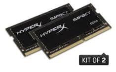 Kingston pomnilnik ram DDR4 8GB SODIMM HX Impact kit