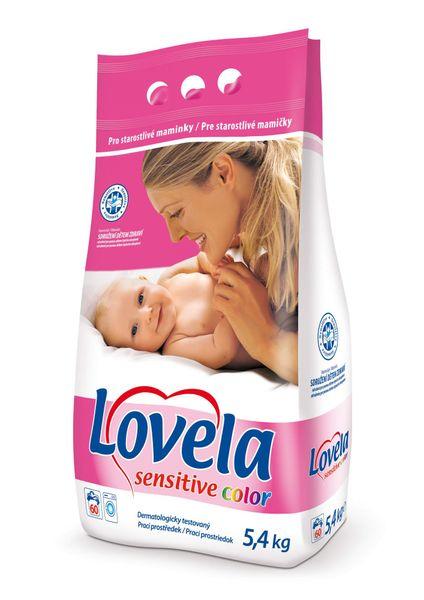 Lovela Color 5,4 kg, 60 praní