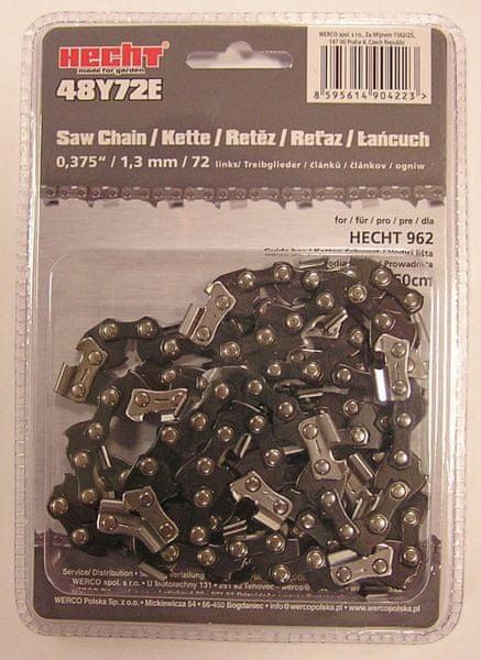 Hecht Řetěz 48Y72E 72 článků, 3/8 - 1,3mm