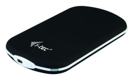 """I-TEC obudowa na dysk twardy MySafe Backup 2,5"""" USB 2.0"""
