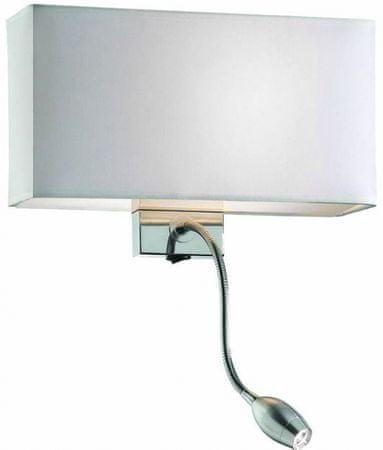Ideal Lux Nástěnné svítidlo Hotel bianco 035949
