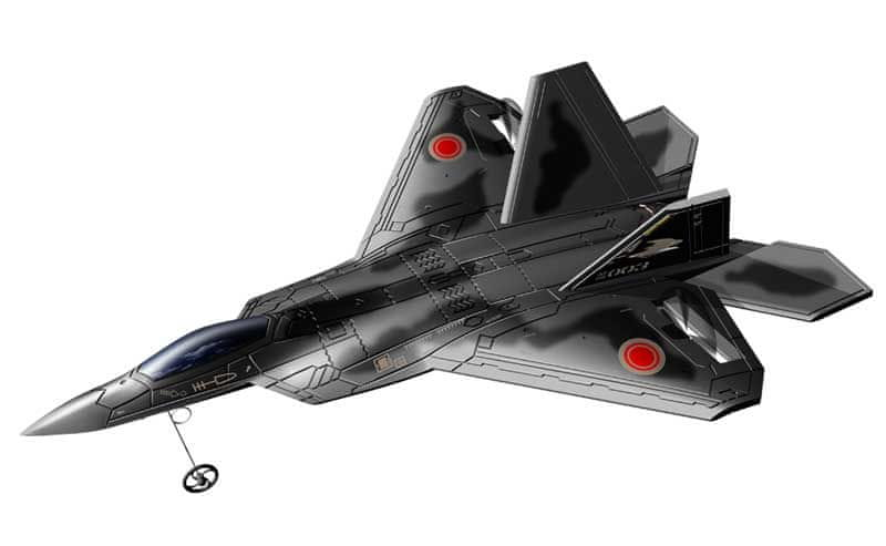 Silverlit R/C letadlo F22 Raptor