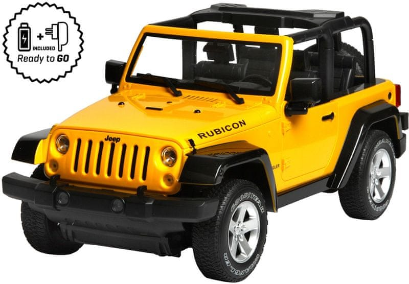 Buddy Toys RC Jeep RtG BRC 10.111