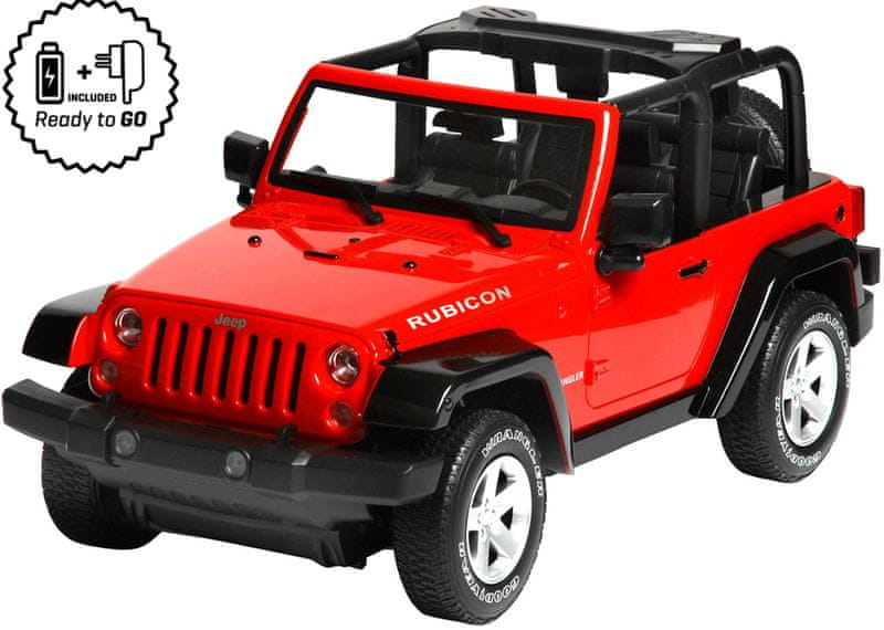 Buddy Toys RC Jeep RtG BRC 10.110