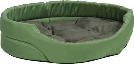 Argi ovalno ležišče za pse, zeleno, S