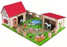 Eichhorn Farma drevená