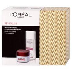 L'Oréal Revitalift Classic Denní krém proti vráskám 50 ml + Micelární voda Sublime Soft 200 ml Dárková sada
