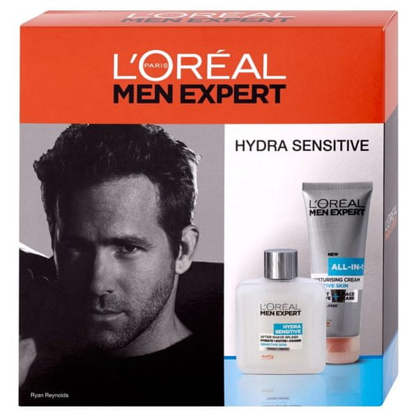 L'Oréal Men Expert Hydra Sensitive Set