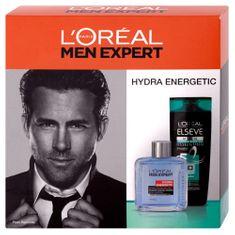 L'Oréal Darčeková sada Men Expert Hydra Energetic