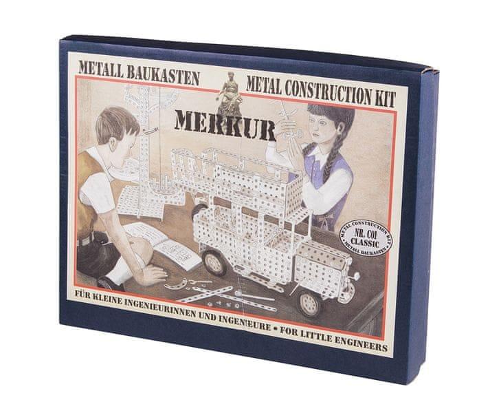 Merkur Stavebnice CLASSIC C01