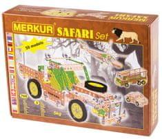 Merkur Safari Építőkészlet