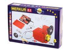 Merkur Stavebnice 2.1 Elektromotorek