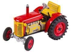 KOVAP Traktor, czerwony
