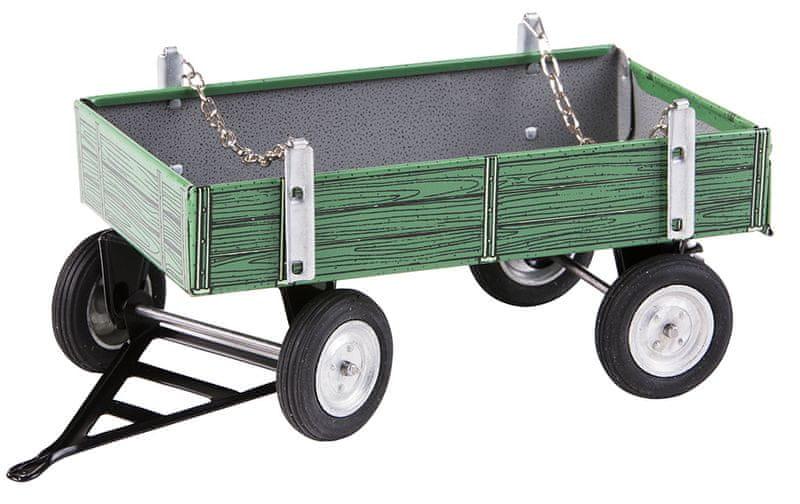 KOVAP Valník zelený kov