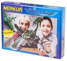 Merkur Flying wings 40 modelů 640ks