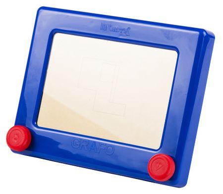 Seva Magnetická tabuľka GRAFO, modrá