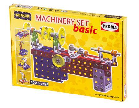 Merkur Stavebnice PROMA Machinery set Basic
