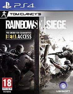 Ubisoft Tom Clancy`s Rainbow Six Siege,PS4