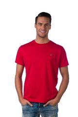 Gant jednobarevné pánské tričko
