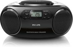 Philips prenosni radio s CD predvajalnikom AZ330T/12 BT