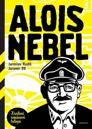 Rudiš Jaroslav, Jaromír 99,: Alois Nebel -Kreslená román.trilogie-2.v