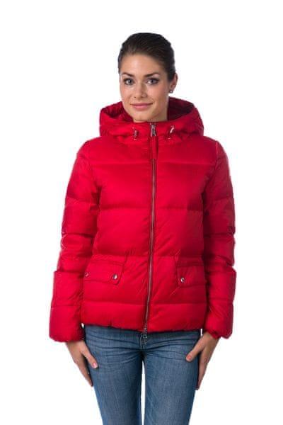 Gant dámská péřová bunda XL červená
