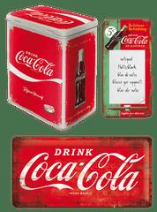 Postershop Zestaw upominkowy Coca-Cola