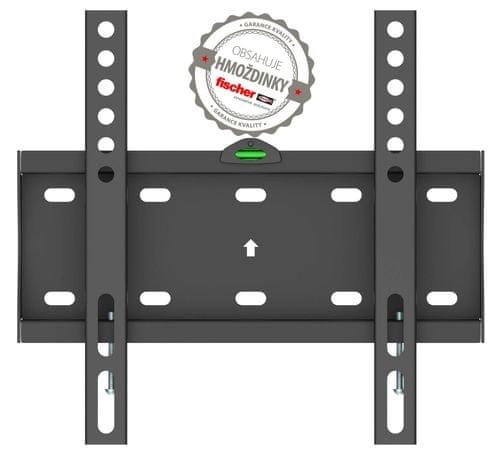 gogen stenski nosilec za led lcd tv fixm2 do 106 cm 42 mimovrste. Black Bedroom Furniture Sets. Home Design Ideas