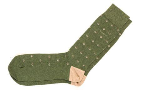 Gant férfi zokni zöld
