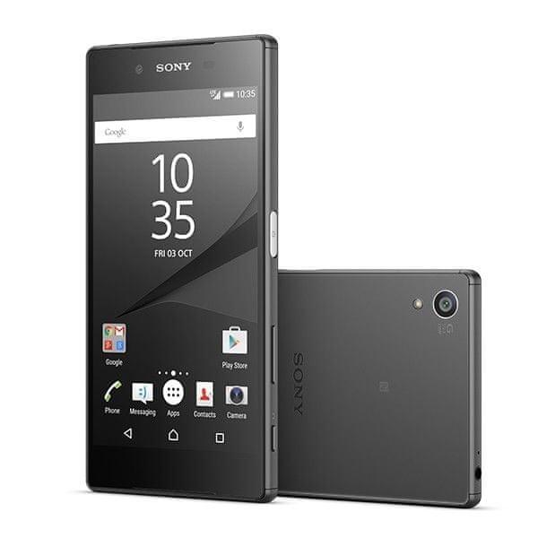 Sony Xperia Z5, Dual SIM, Graphite Black