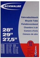 """Schwalbe Duše pro horské kolo 27,5"""" a 29"""" galuskový v. (SV19) Set 2ks"""