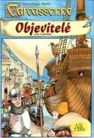 Mindok Carcassonne Objevitelé