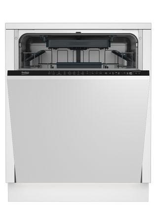 BEKO DIN 28221 Beépíthető mosogatógép