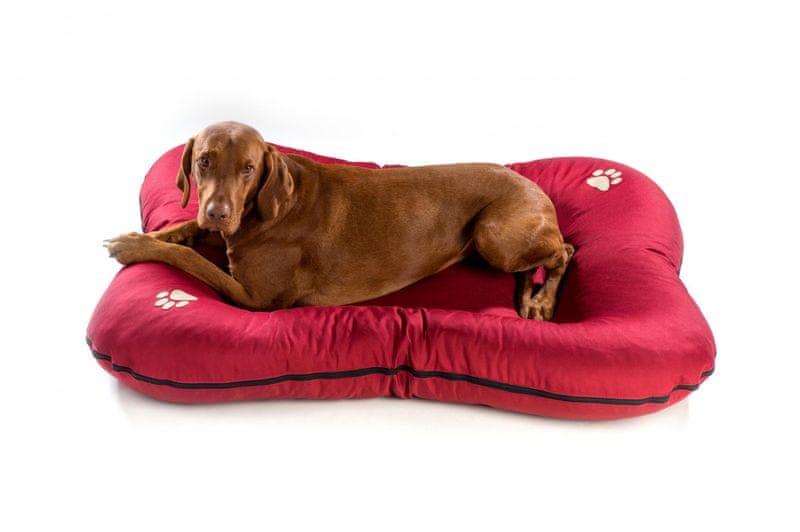 Argi Premium Matrace pro psy červená vel. L