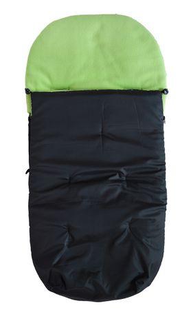 COSING zimska vreča Klasik, zelena
