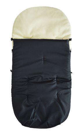 COSING zimska vreča Klasik, krem