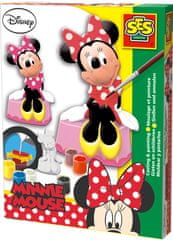 SES Zestaw gipsowy Minnie Mouse
