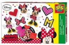SES Zažehľovacie korálky-Minnie Mouse veľká sada