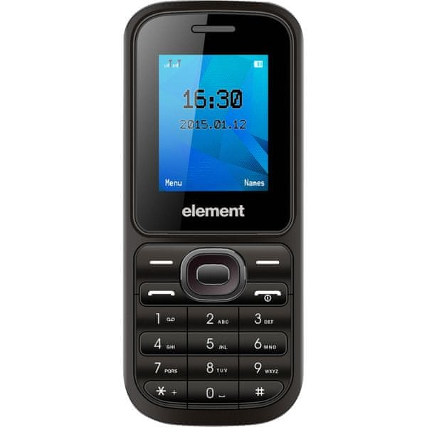 Sencor Element P002, černý