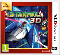Nintendo Star Fox 64 3D (3DS) Játékprogram