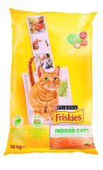 Friskies sucha karma dla kota Cat  Indoor - 10 kg