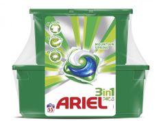 Ariel Active gel Mountain Spring 55 kosov (23+32)