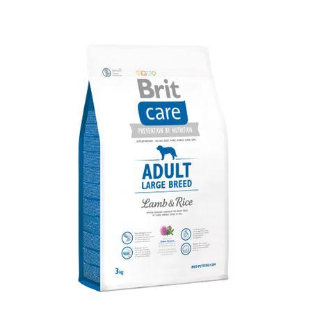 Brit hrana za pse Care, jagnjetina, 3 kg