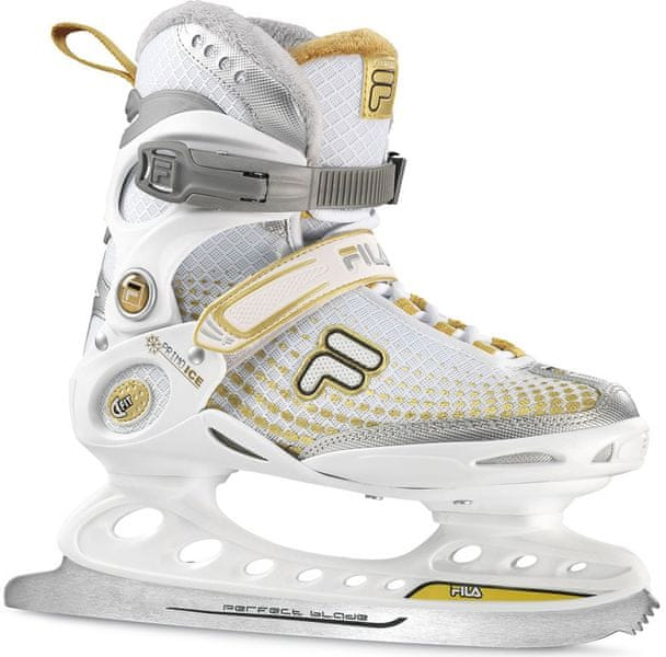 FILA Primo Ice Spot Lady White/Gold 5 (38)