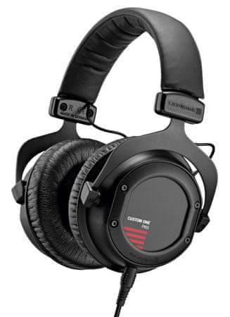 BEYERDYNAMIC Custom One Pro Plus fejhallgató, Fekete