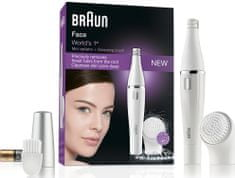 Braun epilator Face SE810
