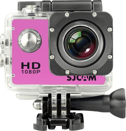 SJCAM SJ4000 růžová - II. jakost