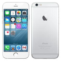Apple iPhone 6S Plus, 32 GB, strieborný